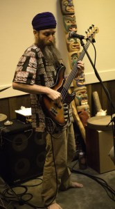 Bass Player - Ajeet Campbell