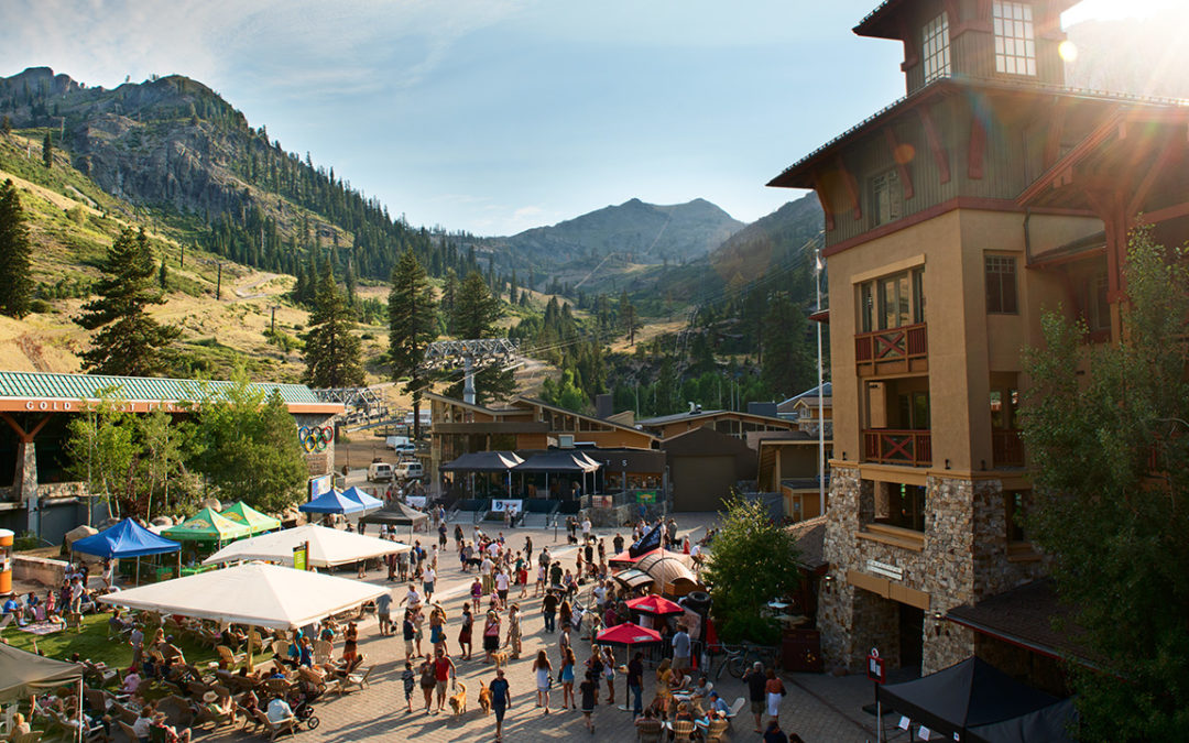 Squaw Valley Art & Wine Festival July 14-15th 2018
